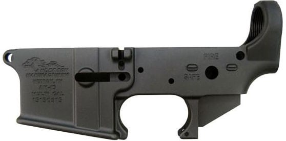 Anderson AR-15 Stripped Lower Receiver Open - AR15-A3-LWFOR