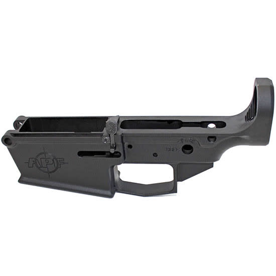 APF Stripped AR-10 Lower Receiver 308 Cal - LP035