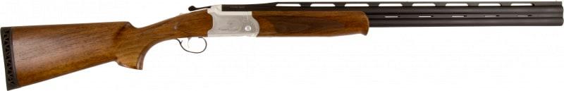 "American Tactical Imports KOFS Cavalry Sport 12GA Shotgun, 3 28"" Wood & Engraved - GKOF12SP"
