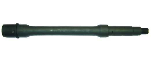 """AR-15 10.5"""" Contour Barrel, .223 WYLDE, 1:8, Parkerized"""