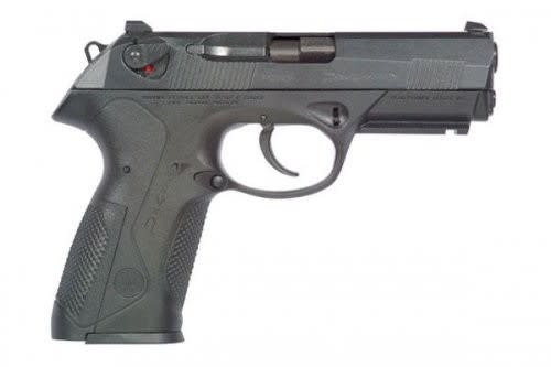 "Beretta PX4 Storm Full Sized - 9mm 17rd 4"" - JXF9F21"