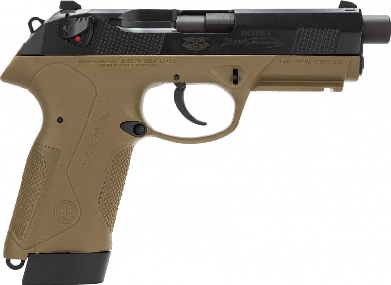 """Beretta PX4 Storm Special Duty 45 ACP 9rd/10rd 4"""" BER JXF5F45"""
