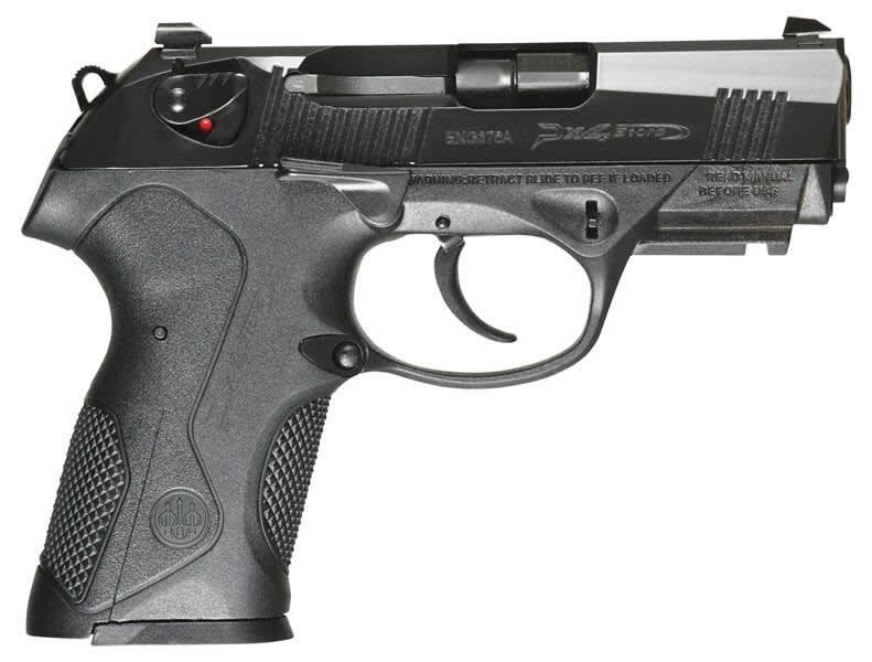 Beretta JXC4F20 PX4 Storm Compact .40 Cal Semi-Auto Pistol 10+1 w/2-10rd Mag