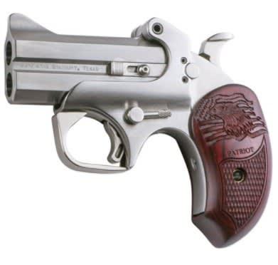 Bond Arms Patriot 45LC Pistol, 3 410GA 2.5 With Holster - BAPA45410