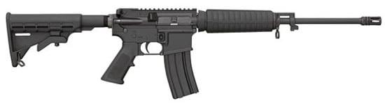 "Bushmaster Firearms QRC .223 Remington 16"" Optic Ready Carbine 30rd - BF 91048"