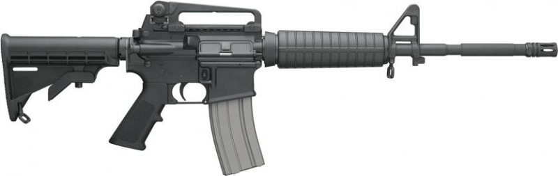 "Bushmaster M4A3 .223 Remington 16"" 30rd Patrolman's AR-15 Carbine - BF 90289"