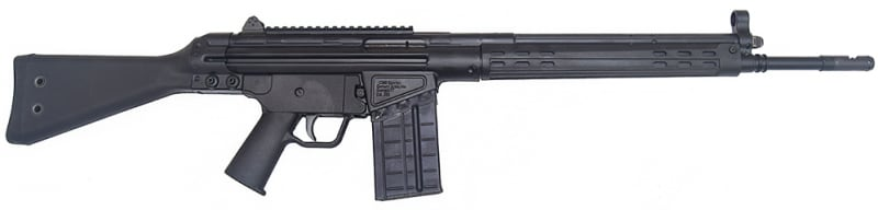 Century Arms CAI C308 Rifle, Cal. .308 w/ 1-5 and 2- 20 Round Mags - RI2253X