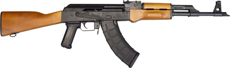 Century Arms RI3284-N VSKA Stamped AK-47 Rifle CAL. Wood Furniture