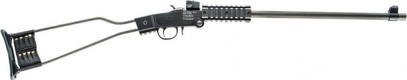 Chiappa 500.092 Little Badger 22LR Folding Rifle Black