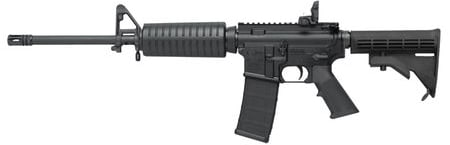 "Colt AR6721 AR-15 A3 223 REM Tactical Carbine Rifle, 16"" Heavy Barrel"