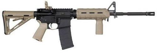 "Colt AR-15 5.56MM 16.1"" - Matte Flat Dark Earth Carbine - LE6920MPS-FDE"