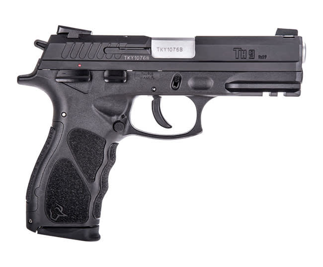 "Taurus TH9 Pistol 9mm Novak Sights 4.25"" Barrel (2)17rd mags - 1TH9041"