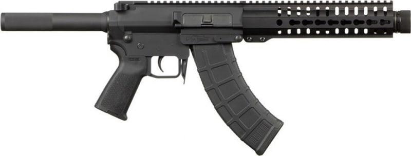 CMMG Mk-47 AKS8 Mutant Pistol w/Krink Muzzle Device, 7.62x39, Semi-Auto, Model #76AE87C
