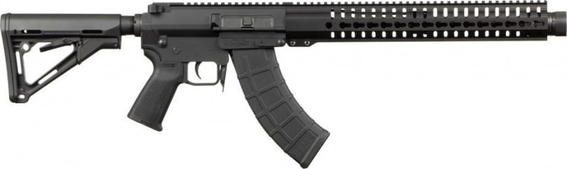 CMMG Mk-47 AKS13 Mutant Rifle w/Krink Muzzle Device, 7.62x39, Semi-Auto, Model #76A993C