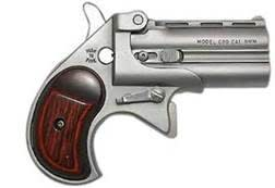 Cobra Derringer Big Bore 9mm Over/Under Satin/Rosewood CB9SR