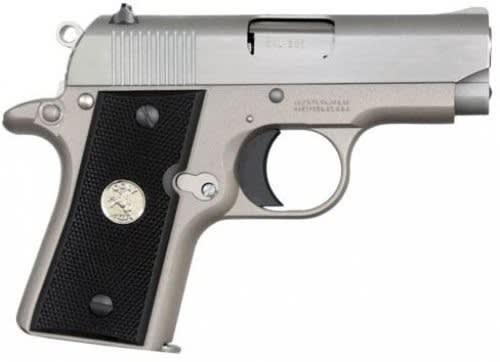 Colt Mustang PocketLite 380 ACP 2.75 SS 7rd - O6891