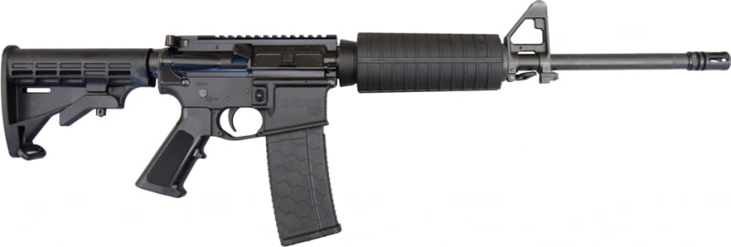 "Core 15 AR-15 Scout Rifle, .223/5.56, 16"" Barrel - Black - 14045"