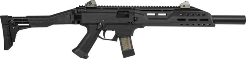 CZ Scorpion EVO 3 S1 Carbine w/ Faux Suppressor - 08507