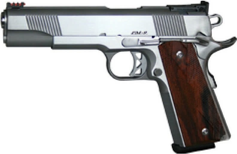 CZ-USA Brod Pointman Nine 9mm Pistol - 01909