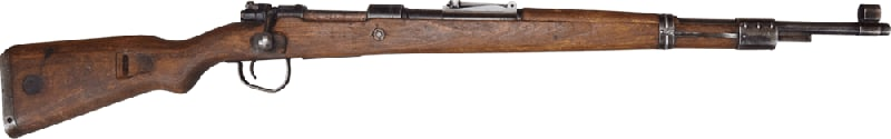 German / Czech Model 98 Mauser, 8mm, 5 Round Bolt Action, NRA Surplus Good - Rare SWP 1945 Dated Post War Mauser C & R Eligible