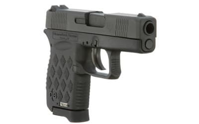 Diamondback Firearms DB9 9mm Pistol, Black Poly 6rd - DBF DB9