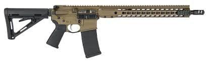 """Barrett REC7 DI Bronze 223 Rem / 5.56 NATO 30 RDS 16"""" Rifle"""