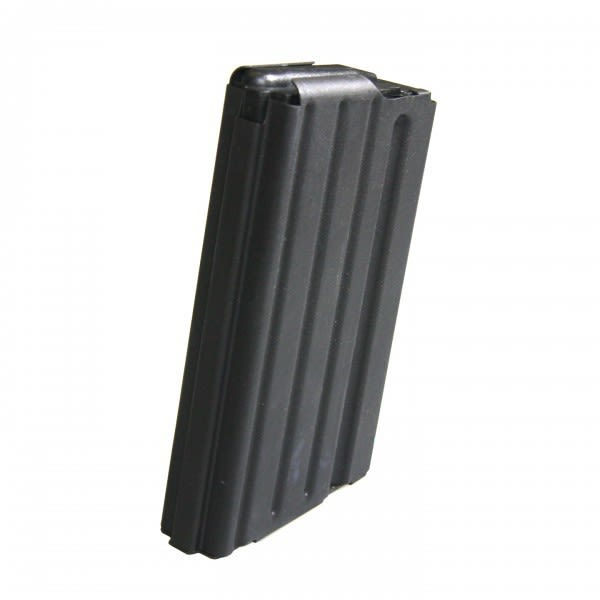 DPMS / SR-25 .308 Win. 20rd Black Phosphate Steel Magazine - DPM-A1, by ProMag