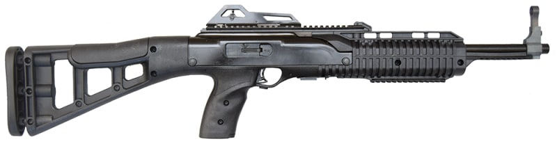 Hi-Point 995TS 9mm Carbine Rifle, Plus P Rated, Black