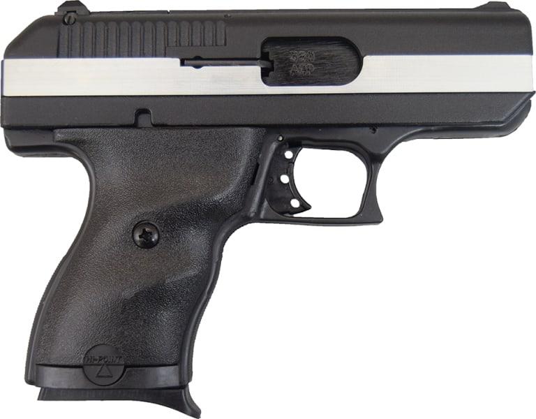 Hi-Point CF380 Two Tone Semi Auto .380 Cal Pistol w/ Free Pistol Locker