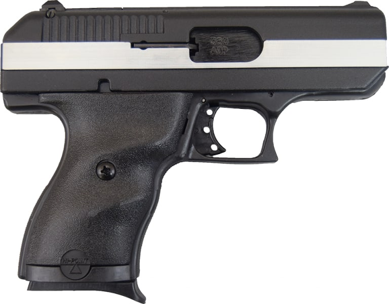 Hi-Point CF380 Two Tone Semi Auto .380 Cal Pistol