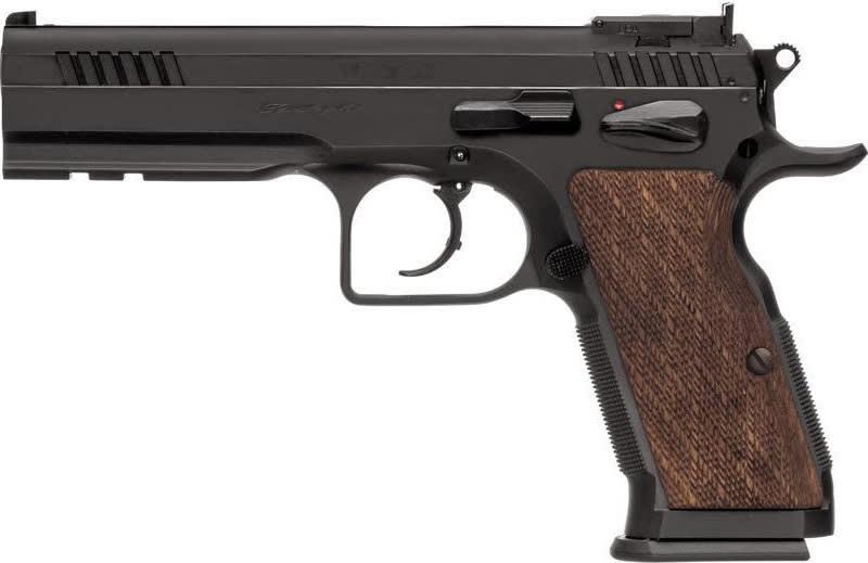 European American Armory Tanfo Witness Stock III 9mm Pistol, 4.75 17rd - 600595