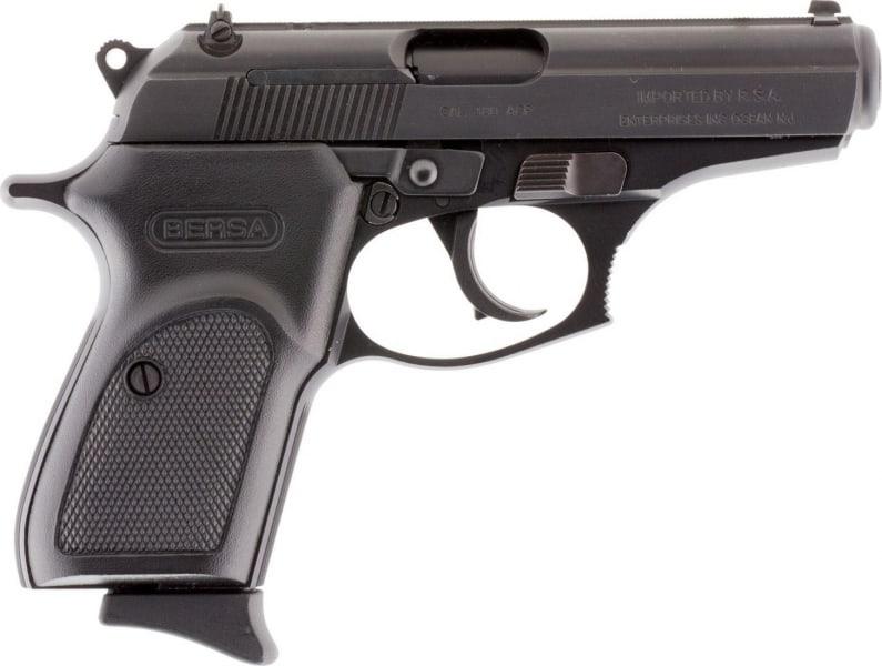 "Bersa Thunder 380 ACP Pistol, 3.5"" 8rd Matte Lite - EI T380M8"