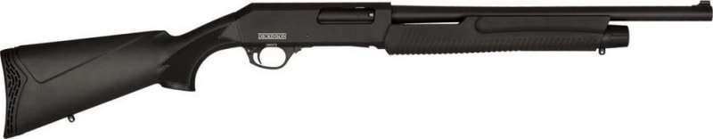 "Dickinson Defense XX3B-2 Pump Action Shotgun - 12GA - 18.5"" BBL"