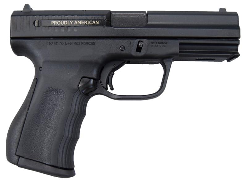 FMK 9C1 G2 9mm Pistol - Black - 14+1 Capacity - FMKG9C1G2