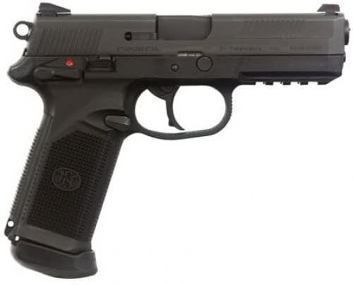 FNH FNX-45 45 ACP Pistol - USG Black DA SA 15rd