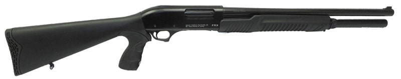 "FedArm FRX 12GA Pump Action Pistol Grip Stock Shotgun, 7+1 Capacity, 3"" Chambers"