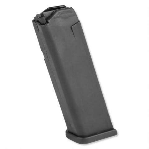 ProMag GLOCK 19 9mm Magazine 15 Rounds, Black Polymer