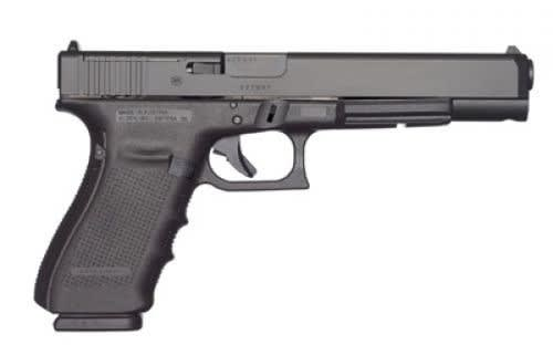 Glock 40 Gen 4 - 10mm MOS - 15rd - PG4030103MOS