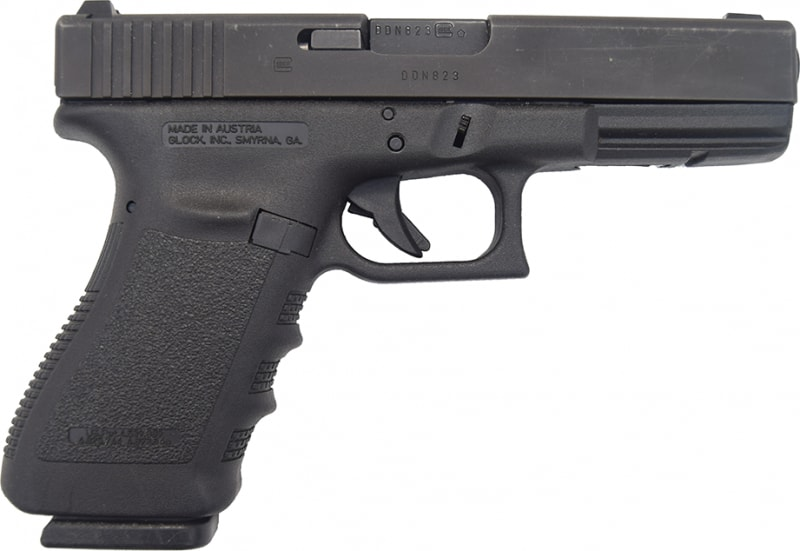 Glock 21 Used, .45 ACP Law Enforcement Trade In w/1 Factory 13 Rd Mag - Good / Very Good