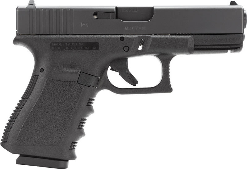 """Glock 23 40 S&W Pistol, 4.02"""" FS - PI2350201"""