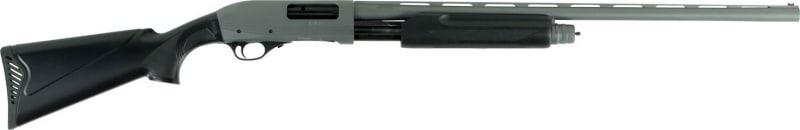 "Hatfield USP12TT PAS Pump 12GA 20"" Black Synthetic Stock"