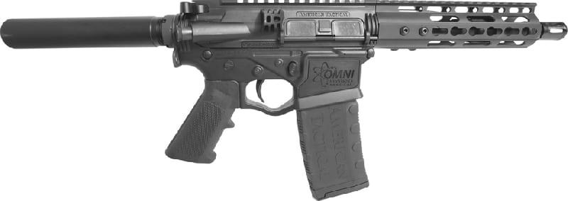 "ATI GOMX300P4 Omni Hybrid Maxx .300 Blackout 8.5"" Pistol"