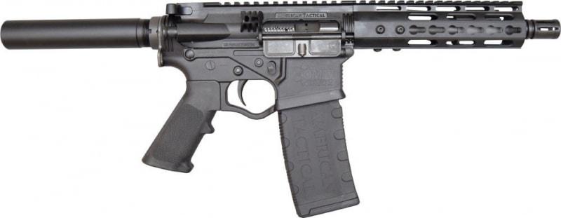 "ATI Tactical Omni Hybrid MAXX AR-15 Pistol, 5.56/.223 7.5"" Barrel, 7"" Keymod, Plum Crazy LPK - ATIGOMX556P4"