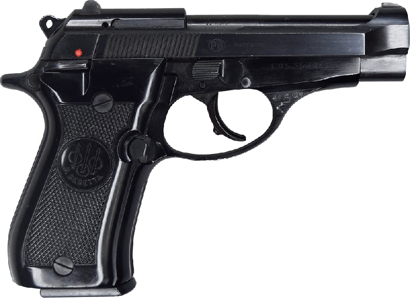 Beretta Model 81-BB Pistol -Semi-Auto,12 Round, .32 ACP - Italian Made -Cheetah Series - Law Enforcement Trade In - Good To Very Good Surplus Condition
