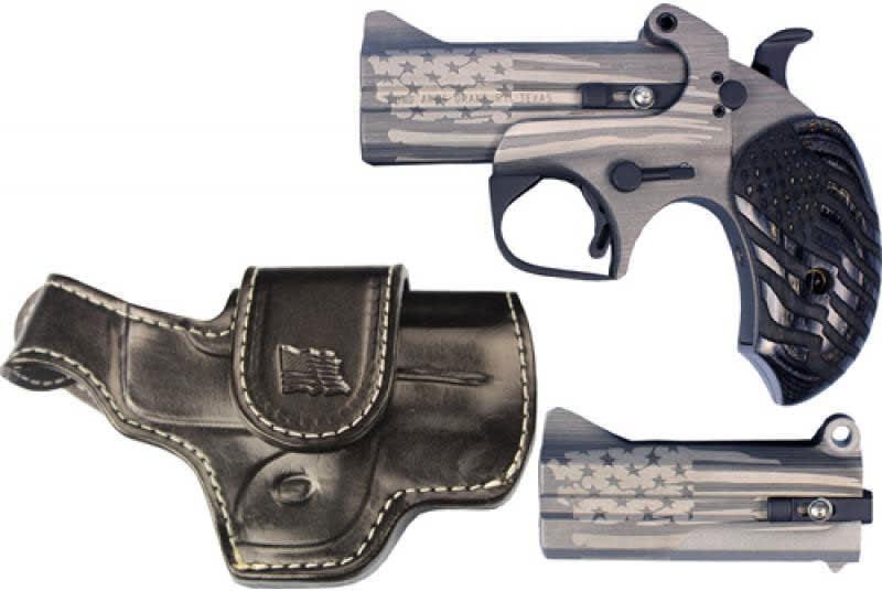 "Bond Arms OGP2 Arms OLD Glory 3.5"" BBL"