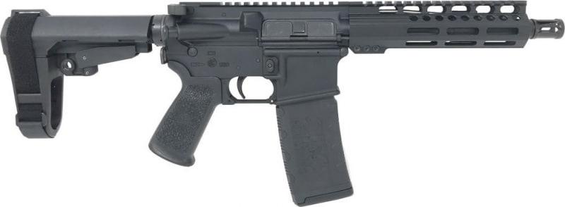 "CBC Industries Complete AR15 Pistol 300BLK 7.5"" 1:8 w/ SB Tactical SBA3 Brace"