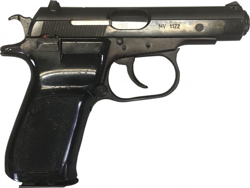 "Czech CZ83 .380 ACP Pistol, 3.75"" BBL, 12rd Mag Capacity, Good to Excellent"