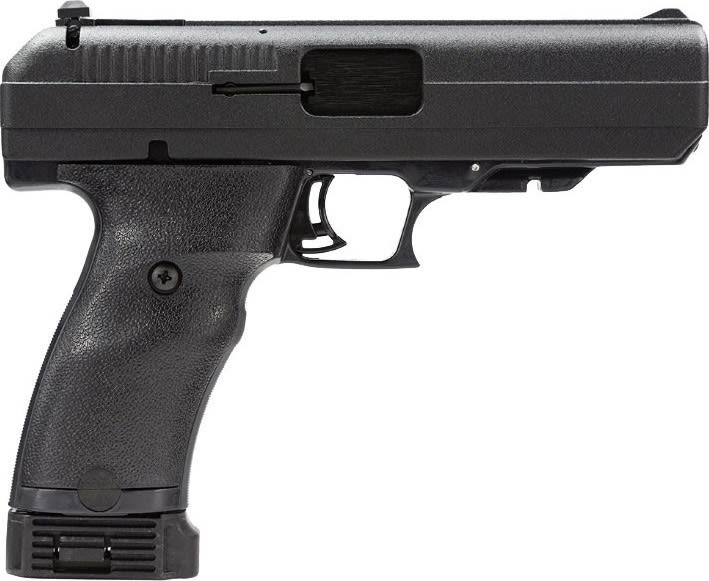 Hi-Point 34510 JHP-45 Semi Auto .45 Cal Pistol Polymer Framed Pistol - Black