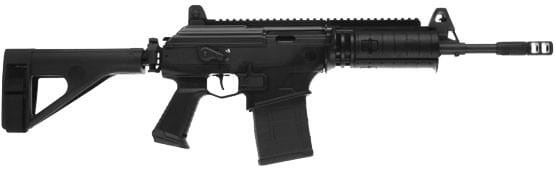 IWI GAP51SB Galil ACE SAP Pistol 7.62 NATO 11.8 Black Poly