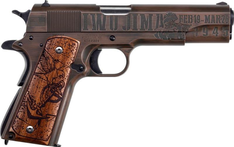 """Thompson 1911BKOWC6 IWO Jima 1911 5"""" LTD"""